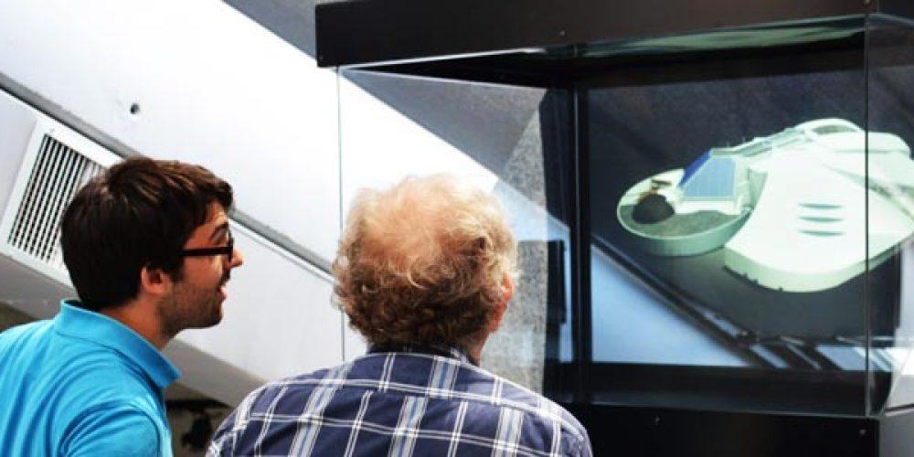 Trouver un spécialiste en affichage digital innovant sur hologramme 3D